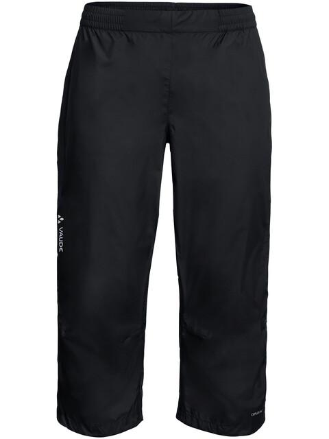 VAUDE Drop 3/4 Pants Men black